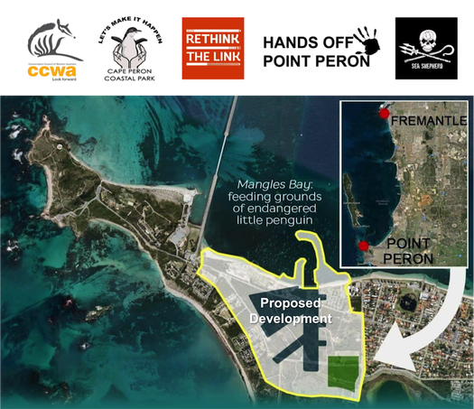 image of Save the Little Penguins of Point Peron